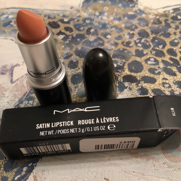 MAC Cosmetics Other - MAC Cosmetics Satin Lipstick